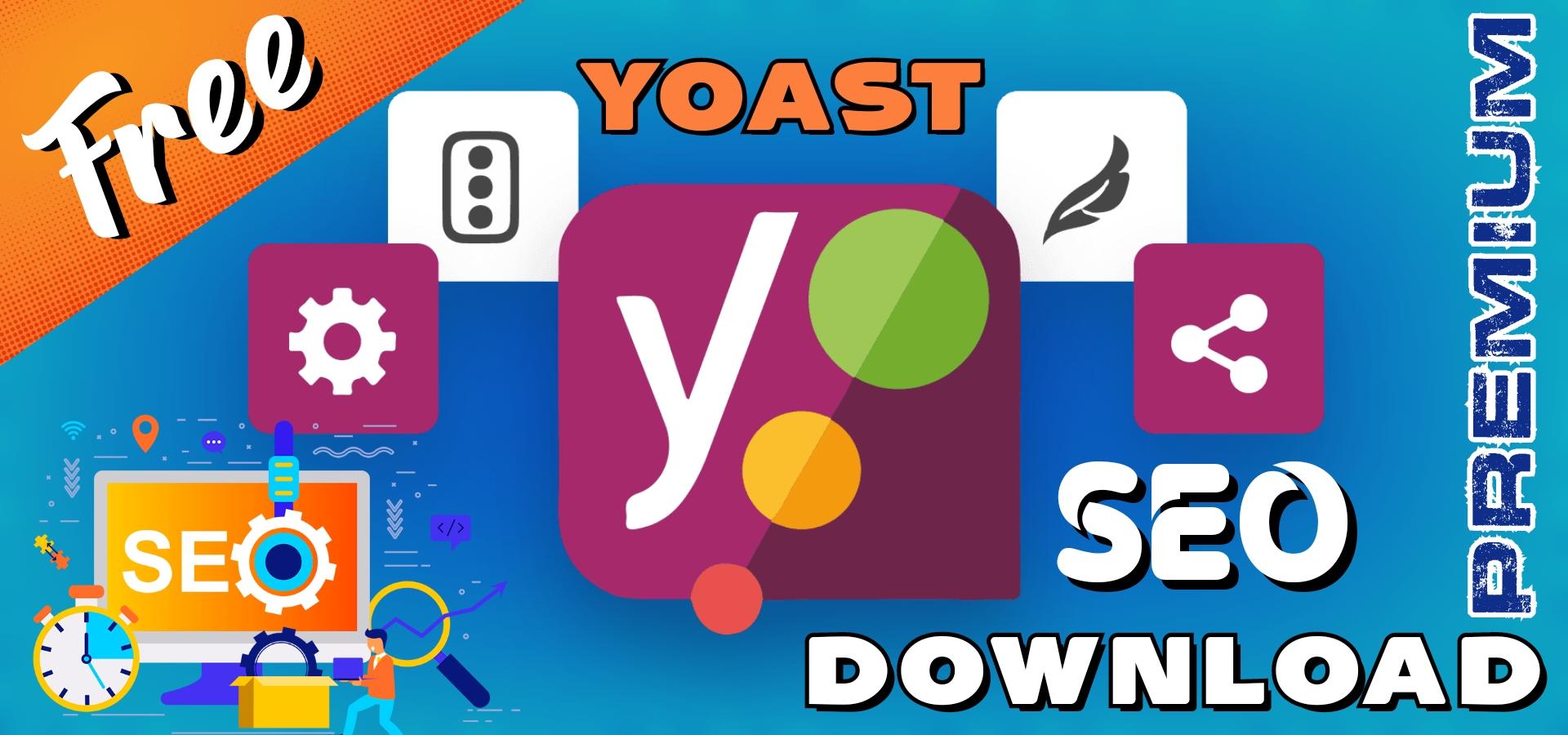 Yoast SEO Premium V15.8.2 Free Download Latest Version (Activated) Yoast SEO - Best Premium WordPress SEO Plugin