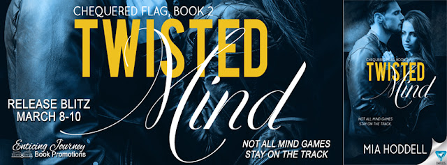 Release Blitz: Twisted Mind by Mia Hoddell