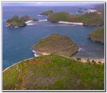 Pantai Kasap Raja Ampat From Java