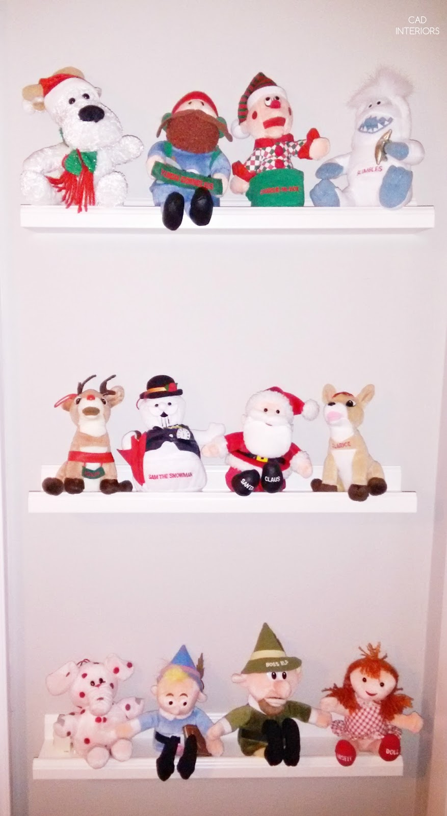 CAD INTERIORS holiday home 2015 kids bedroom holiday decor Christmas island of the misfits