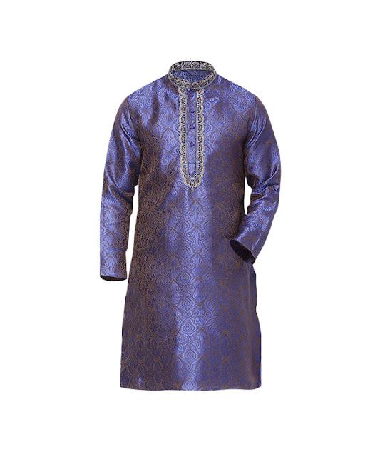 Yepme Hal Ethnic Kurta - Blue_ INR 599