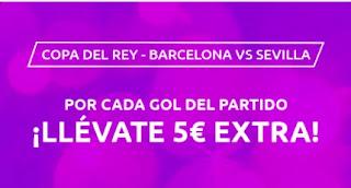 Mondobets promo copa Barcelona vs Barcelona 3-3-2021