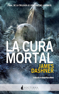 La cura mortal 3, James Dashner