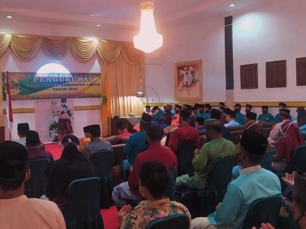 Pjs Bupati Lingga Kukuhkan 24 Anggota F-BPD