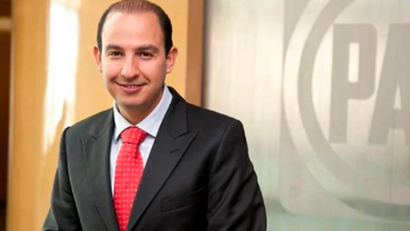 """""""Te lo digo con total claridad, no se cuales son mis ingresos netos"""", Marko Cortés a reportera"""