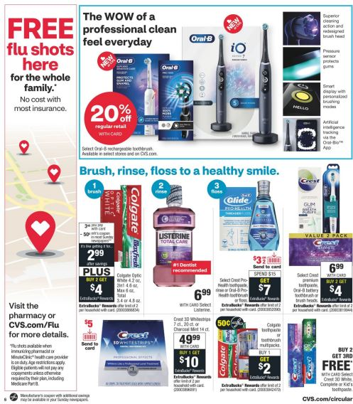 CVS Weekly Ad Preview 9/6-9/12