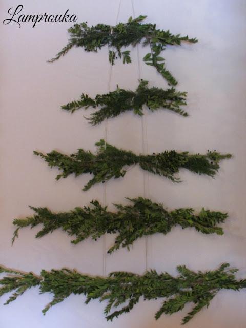 Ημερολόγιο αντίστροφης μέτρησης Χριστουγέννων.