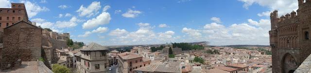 Toledo, Spain Copyright Deborah Cater 2017