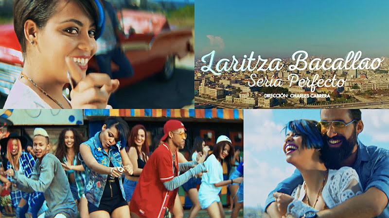 Laritza Bacallao - ¨Sería Perfecto¨ - Videoclip - Director: Charles Cabrera. Portal Del Vídeo Clip Cubano