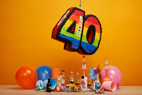 40th Birthday Wishes for a Brother and Friend
