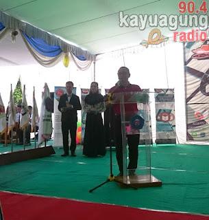 Drs Sugiyono : SMA 3 Unggulan Tetap Konsisten Gelar THE South Sumatera English Edu - Fest