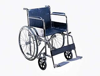 Best Standard Chrome Plated Wheelchair 2020