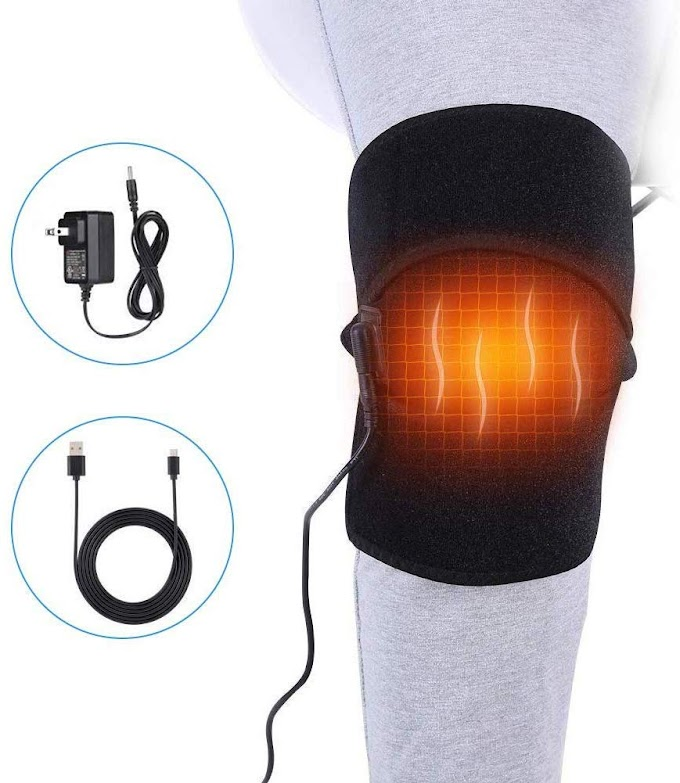 42% off Heat Knee Brace for Hot or Cold Therapy