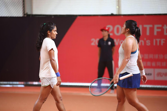 Jessy Rompies Pijakkan Kaki ke Semifinal ITF World Tennis Tour W60 Changsha