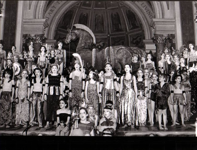 Timothy Kraemer: Ulysses & the Wooden Horse - W11 Opera in 1987