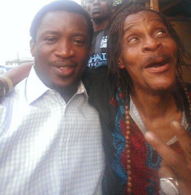 majek fashek begging money