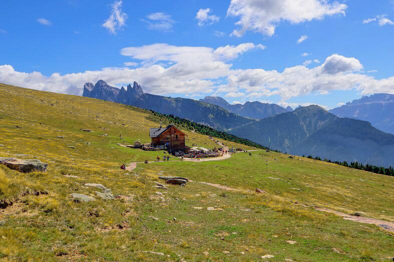 Escursione a Resciesa in Val Gardena