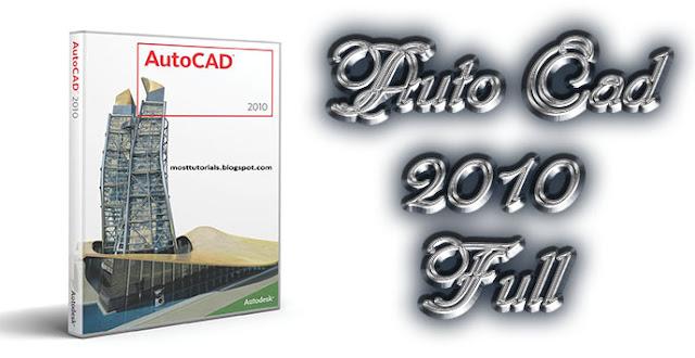 تحميل برنامج اوتوكاد 2010 Autodesk AutoCAD كامل برابط مباشر