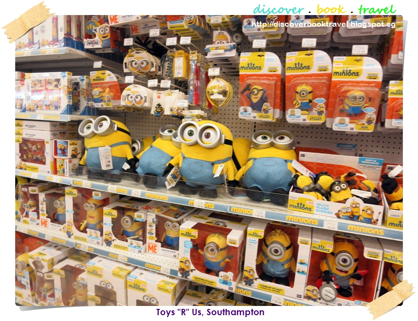 Visit To Toys Quot R Quot Us Southampton Discover Book Travel