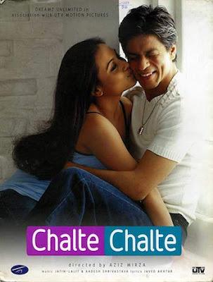 Chalte Chalte 2003 Hindi 720p BluRay 1.2GB