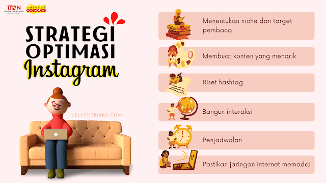 strategi optimasi instagram