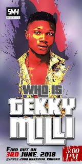 [Events] Who is Tekky Milli??? (3rd June 2018)