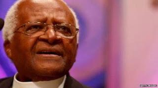 Archbishop Desmond Tutu birthday
