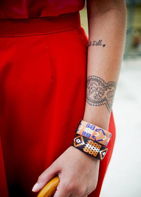 tatuagem para mulheres