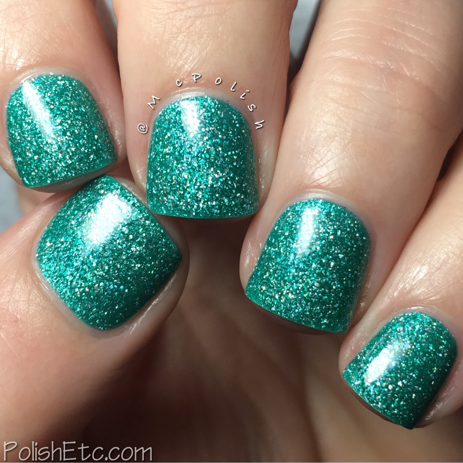 Cirque Colors - Facets Collection - McPolish - Paraiba