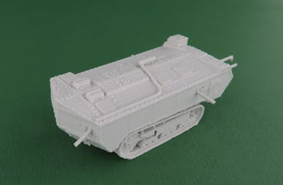 St-Chamond Tank picture 5