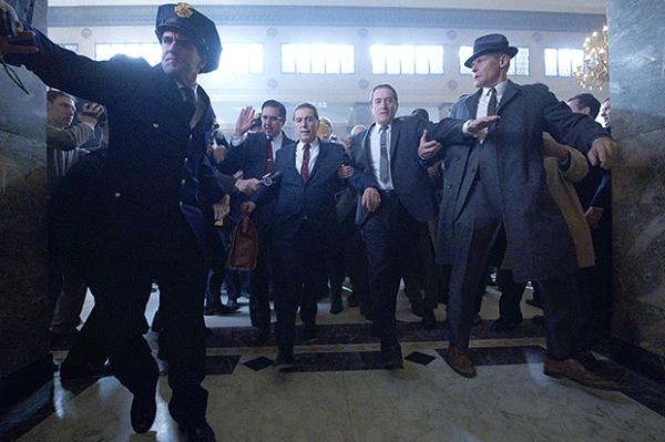 Watch the first trailer for Martin Scorsese's Netflix film The Irishman