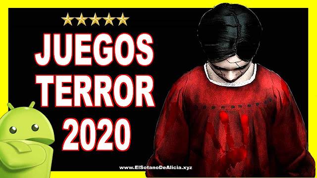 juegos de terror android 2020