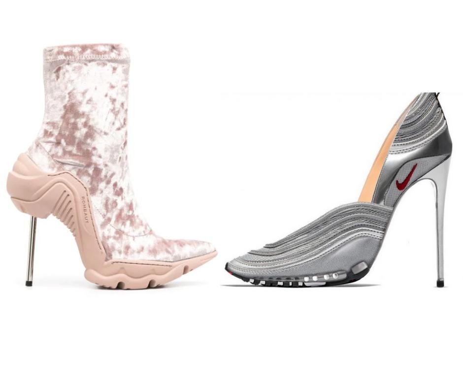 Je li ovo deset najčudnijih modela cipela ikad?