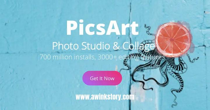 PicsArt MOD APK 15.9.10 (Gold Membership Unlocked)