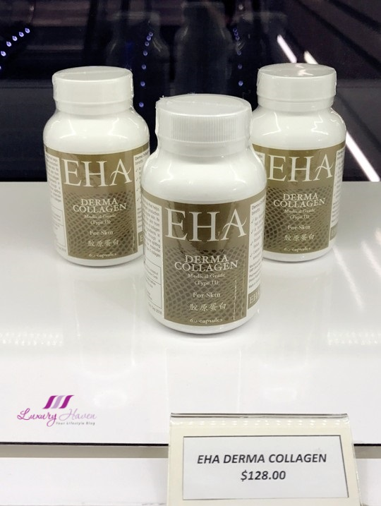 eha clinic derma collagen halal certified