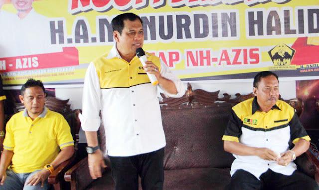 NH Ingin Pusat Pendidikan dan Perekonomian Menyebar di Luar Makassar