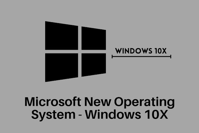 microsoft new windows os 10x