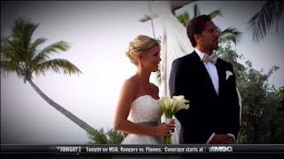 Henrik Lundqvist Wedding