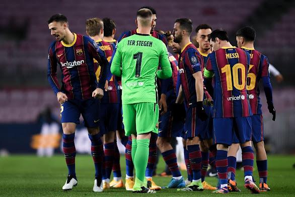 كومان يعلن قائمة برشلونة لمواجهة سوسيداد