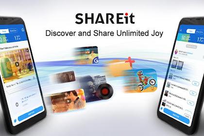 SHAREit Mod 5.2.24_ww Apk (No ADS) for Android
