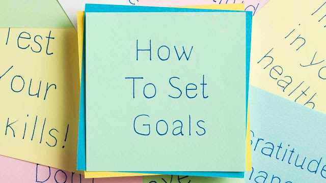 How to Set Goals & Achieve IT in 2021