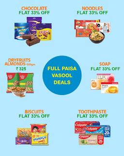 JioMart Full Paisa Vasool Deals