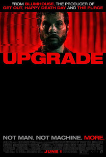 Upgrade movie 2018