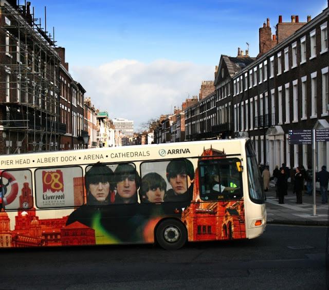 Roteiro Beatles em Liverpool