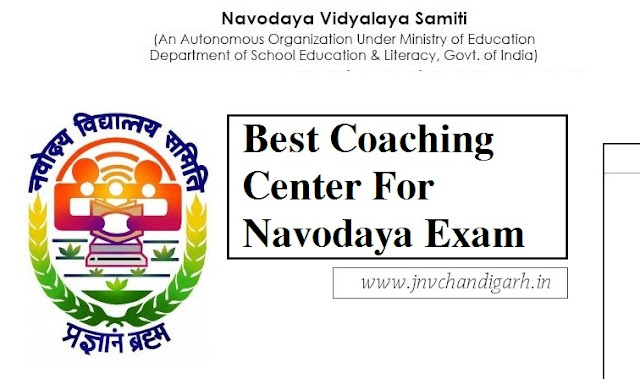 Best Coaching Center Navodaya Examination Admissions