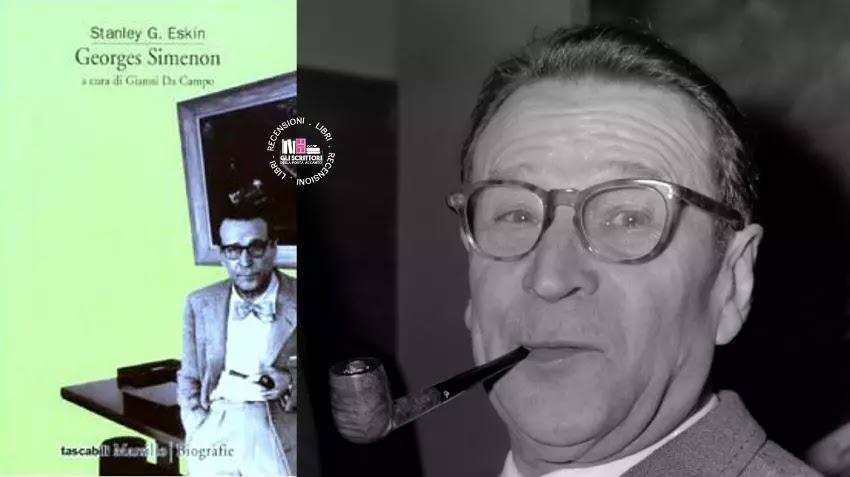 Recensione: Georges Simenon, di Stanley G. Eskin