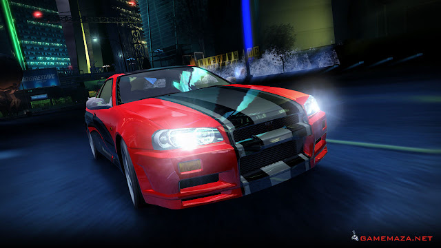 Need For Speed Underground 2 Gameplay Screenshot 3