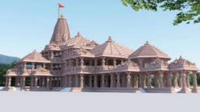 अयोध्या-मंदिर