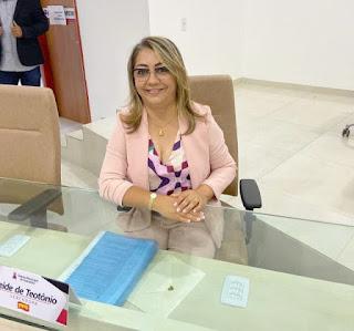 Neide pede ciclovia, praça e melhorias salariais para os educadores sociais, em GBA