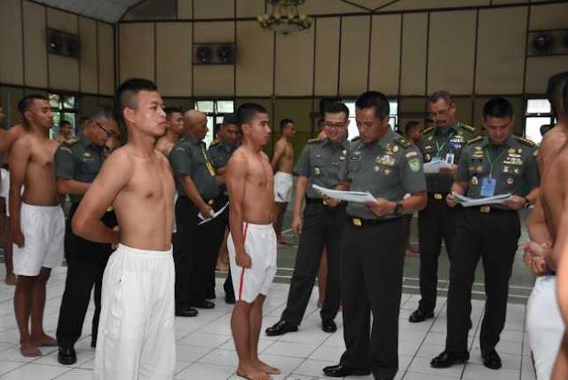 3 Pemuda Suku Baduy Lulus Calon Prajurit TNI AD